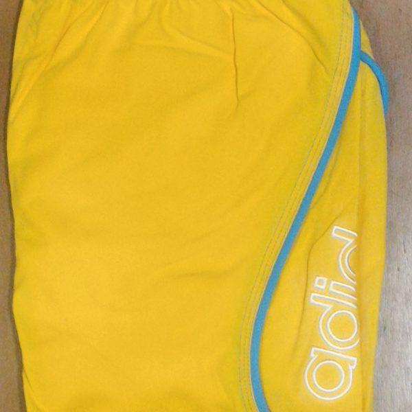 costume adidas giallo